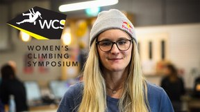 Breaking Down Barriers For 9 Years: Shauna Coxsey Presents The Women's Climbing Symposium