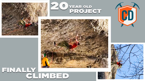 Historic 20 Year-Old Project Completed | Climbing Daily Ep.1587