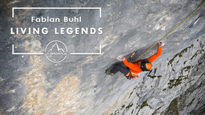 Alone On The Wall: Fabian Buhl's Rope Solo Mission