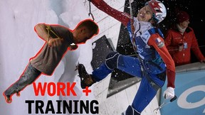 How To Fit Climbing Training Around Work
