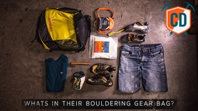 What's In Their Bouldering Gear Bag: Matt + Hugo | Climbing Daily Ep.1620
