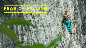 Can This Climber Learn How To Red Point? | Fear Of Falling Ep.2