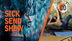 DWS Cave Solo + Bouldering ACTION | Climbing Daily Ep.1629