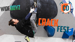 The CRAZIEST Crack Climbing Comp: Wide Boyz Crack Fest | Climbing Daily Ep.1631