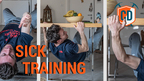 Lockdown Home Training With The Pros: Sick Training | Climbing Daily Ep.1634