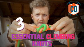 3 Essential Climbing Knots You Should Know... | Climbing Daily Ep.1636