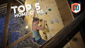 Top 5 Pro Athlete Home Gyms | Climbing Daily Ep.1650