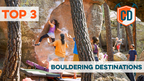 3 MUST VISIT Bouldering Areas + Best Climbs | Climbing Daily Ep.1679