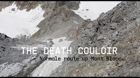 The Death Couloir - Petzl Foundation