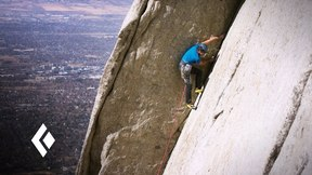 Black Diamond Presents: BD Employee Brent Barghahn Attempts Ring That Bell (5.13R) in Bells Canyon