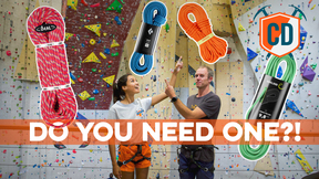 THIS Is Why You Need An Indoor Climbing Rope | Climbing Daily Ep.1691