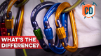 Why There Are Different Types Of Locking Carabiners... | Climbing Daily Ep.1713