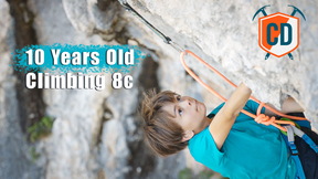 Is This 10 Year Old The NEXT Adam Ondra? | Climbing Daily Ep.1745