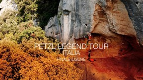 Petzl Legend Tour Italia - Finale Ligure