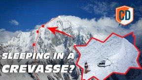 TERRIFYING Big Mountain Bivi: 6,951m First Ascent