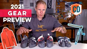 Climbing Gear Sneak Peak 2021... | Climbing Daily Ep.1780