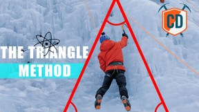 Climbing Hack...The Triangle Method?!