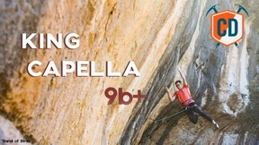 Story Behind Will Bosi's King Capella 9b+: Part 1