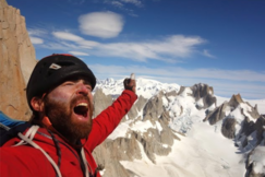 Moonwalking | Behind the scenes of Sean Villanueva's solo Fitz Roy traverse