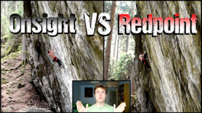 Onsight VS Redpoint Analysis | What makes a good Onsight Climber ? Rock Climbing Science