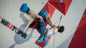 IFSC Chamonix Behind The Scenes Action - Vlog 63