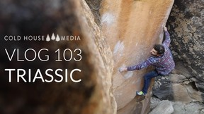 Winter Bouldering In Triassic || Cold House Media Vlog 103