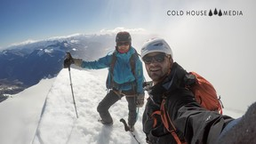 Summiting Mount Aspiring || Cold House Media Vlog 037