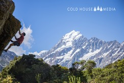Christmas Bouldering in Mt. Cook || Cold House Media Vlog 035